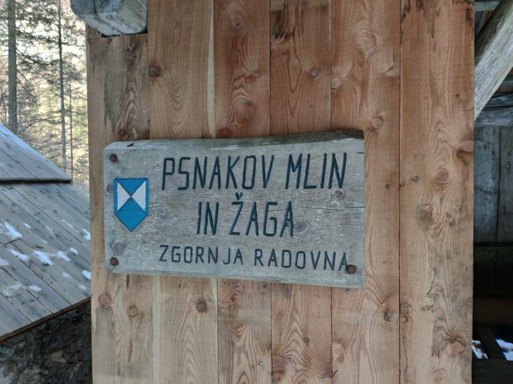 The Psnak Sawmill and Mill